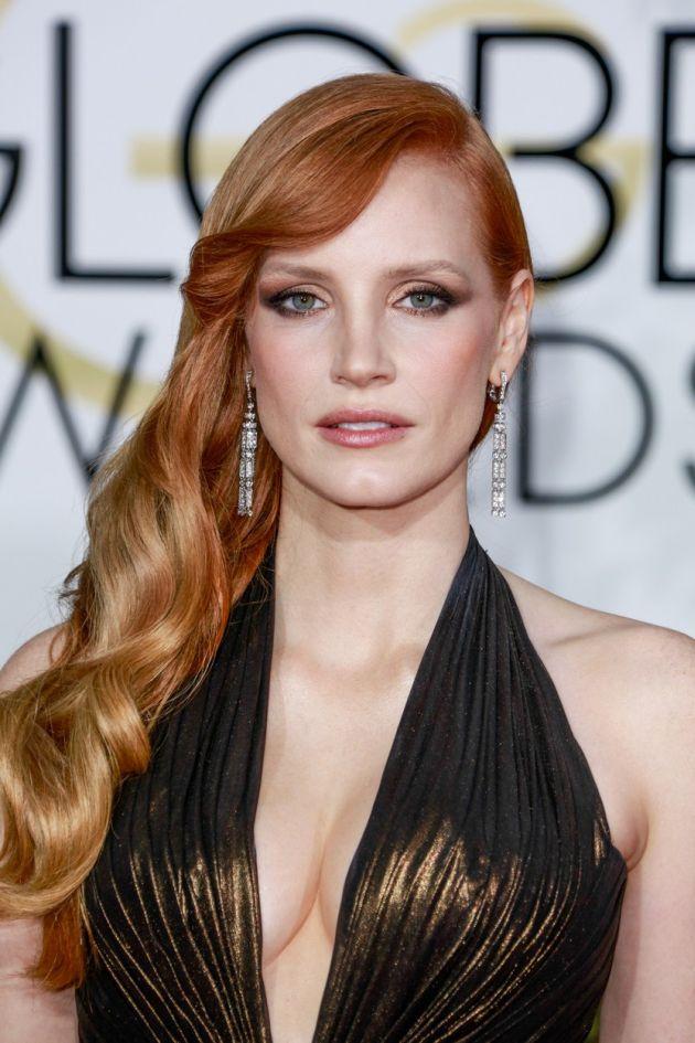 Stars shine at the 72nd Annual Golden Globe Awards