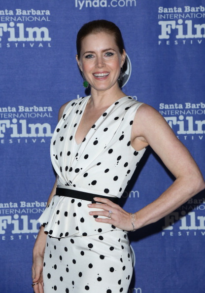 28th Santa Barbara Film Festival - Amy Adams Cinema Vanguard Award Ceremony