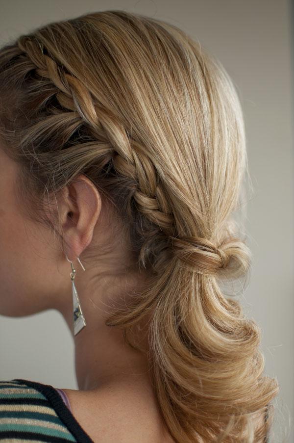 braid side ponytail hairstyle hero web