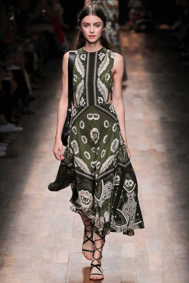 Valentino ready-to-wear spring:summer '15