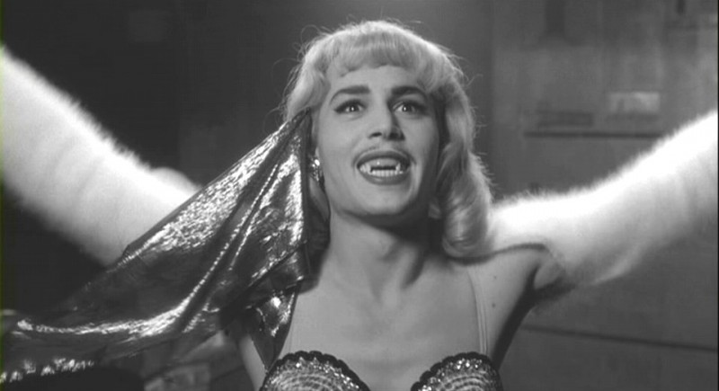 in Ed Wood, di Tim Burton