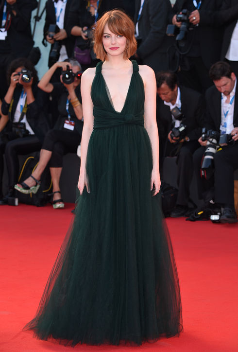 emma-stone-green-valentino-dress-venice-film-festival-2014-h724