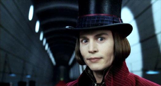 Willy Wonka nella Fabbrica di Cioccolato