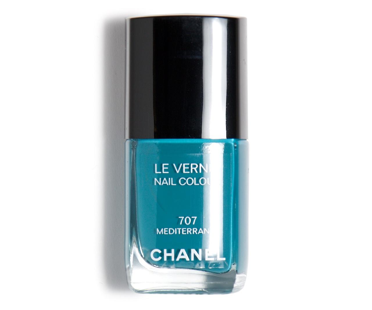 Chanel Le Vernis in 707 Mediterranee