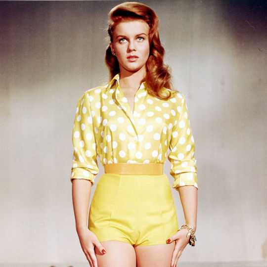 Ann-Margret in 1961
