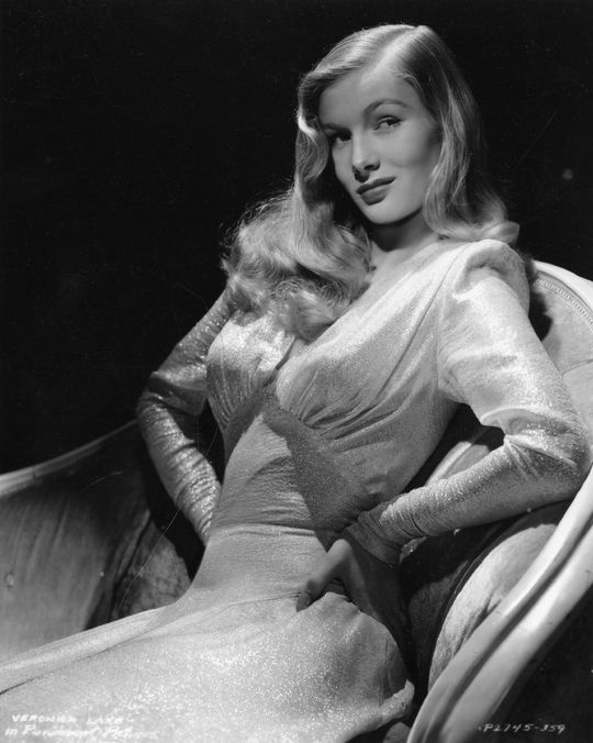 Veronica Lake in 1940