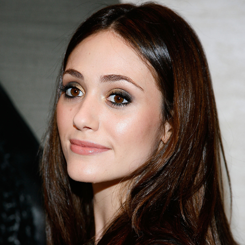 How-Get-Emmy-Rossum-Gold-Black-Eyeshadow