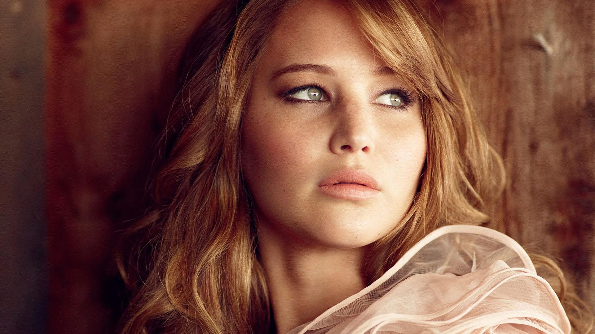 Hollywood Film Actress Jennifer Lawrence