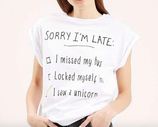 finest selection 30d27 2a735 T-shirt con scritte: 3 esempi per indossarle con stile!