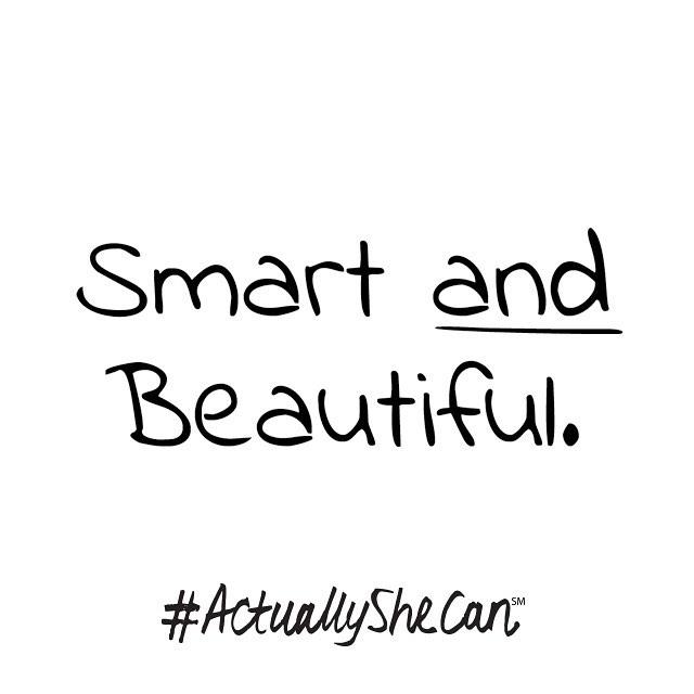 #actuallyshecan_smart