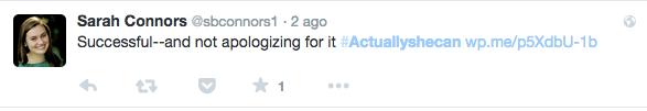 #actuallyshecan_twitter