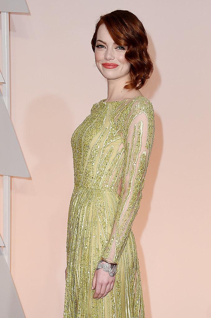 Emma-Stone-Hair-Makeup-Oscars-2015