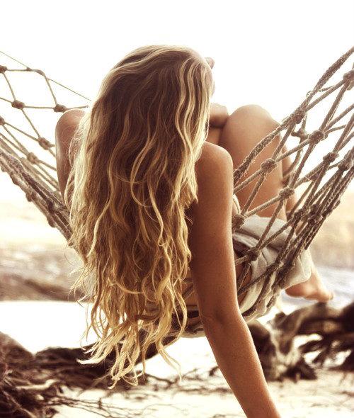 beach-blonde