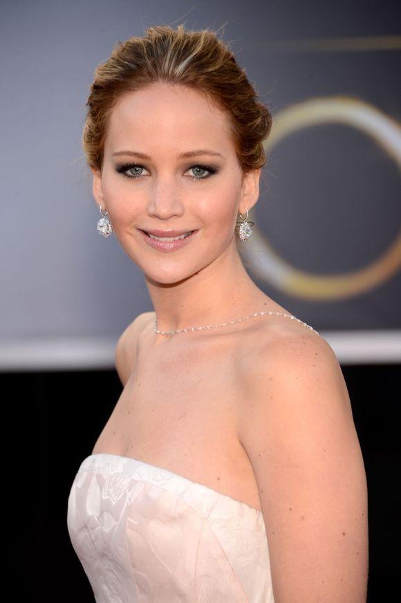 Jennifer Lawrence Oscar cliomakuep