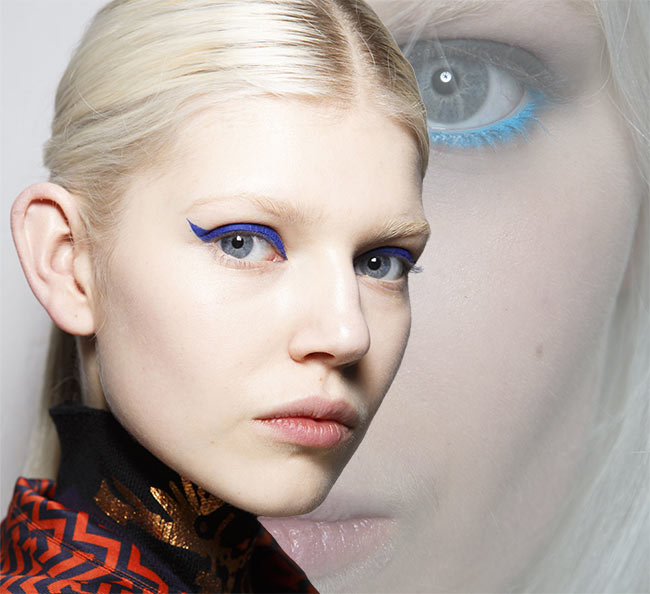 fall_2014_colored_eyeliner_makeup_trend_fashionisers