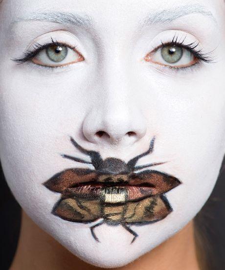 Silenzio Innocenticliomakeup_halloween