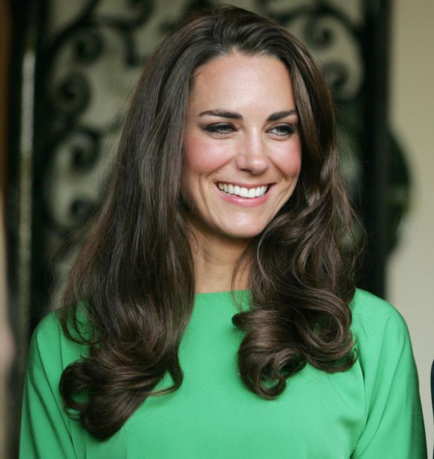 brunette_Kate Middleton