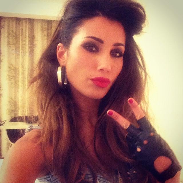 LOOK_federica-nargi-2014-anni-80-rock-instagram-1