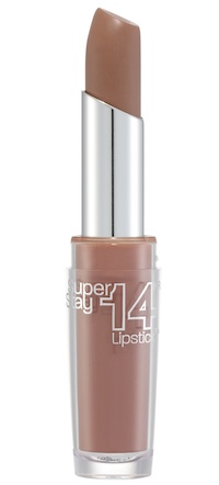 BEIGE_Maybelline New York SuperStay 14Hr Lipstick (Beige for Good)