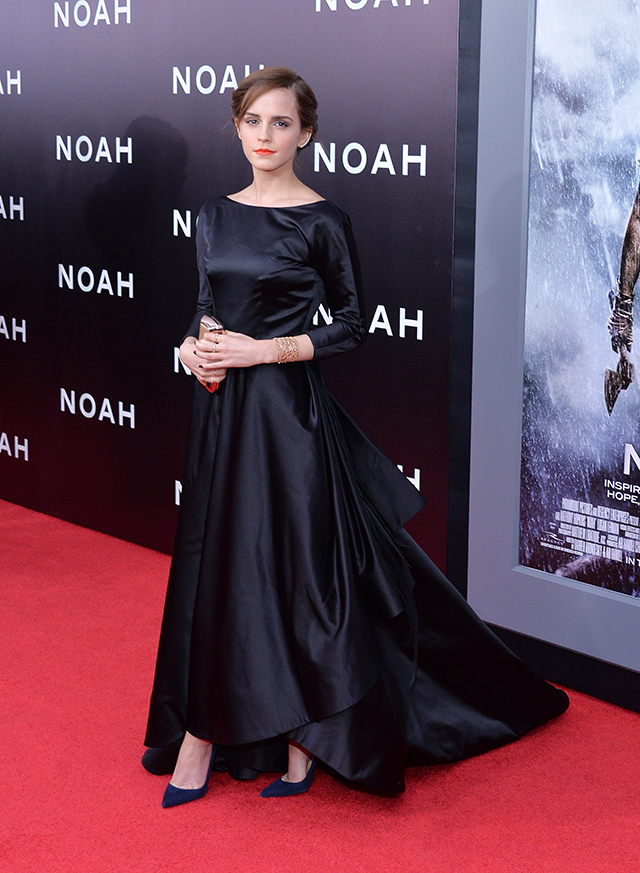 "New York Premiere of Paramount Pictures' ""Noah"""