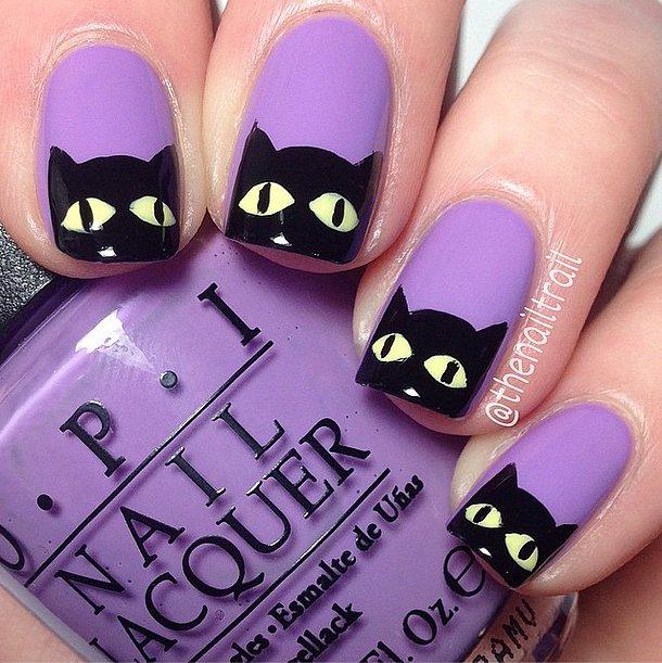 Source- Instagram user thenailtrail_Cute-Cats
