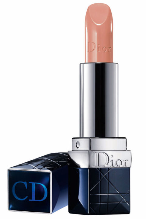 beige_Dior Rouge Dior Lip Color in Angelique Beige