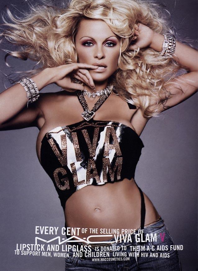 Pamela Anderson_Cliomakeup_viva glam