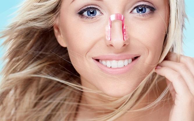 ridurre il grasso del naso naturalmente