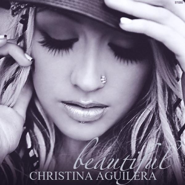 _cliomakeup_anni'90_christina-aguilera-beautiful-single-cover