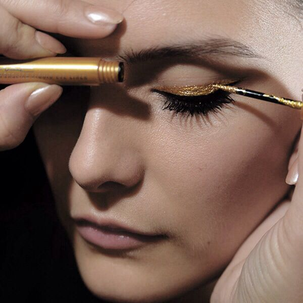 _cliomakeup_gold_oro eyeliner