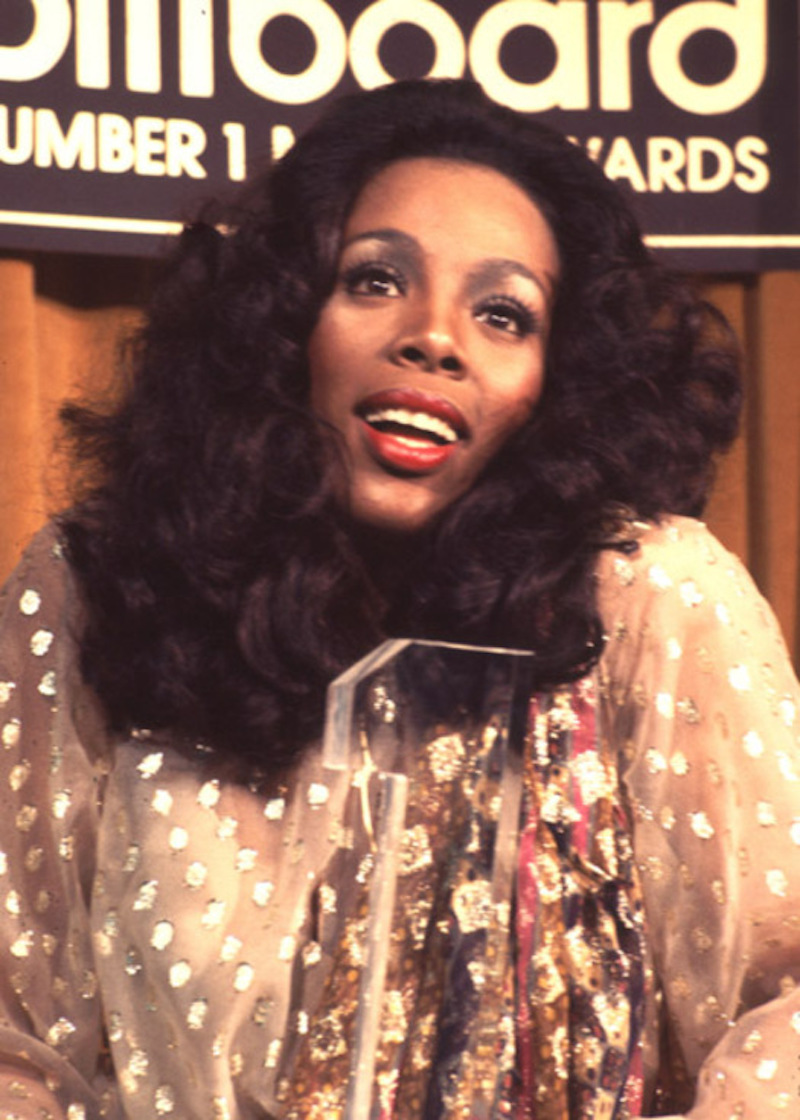 Donna Summer 1977 Billboard Music Awards