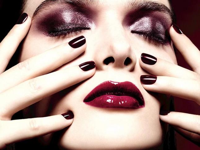 Rouge-noir-collection-illusion d'ombre
