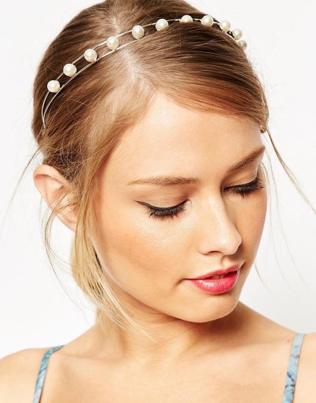 Cliomakeup-capelli-ricci-ricce-asos-cerchietto-perle