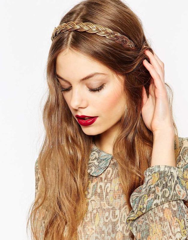 ClioMakeUp-Natale-capelli-acconciature-idee-fiocco-capelli-cerchietto-asos-treccia-14,99