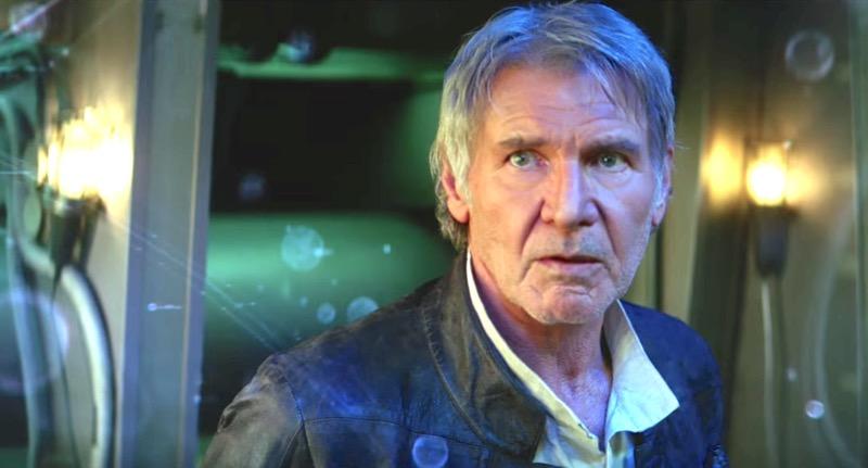 ClioMakeUp-Star-Wars-7-cast-attore-attrice-Han-ian-Solo-Harrison-Ford-risveglio-forza-2015