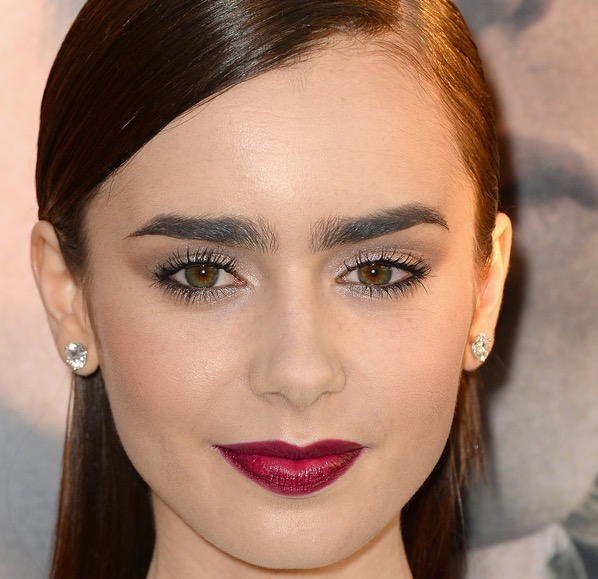 cliomakeup-lily-collins-eyebrows