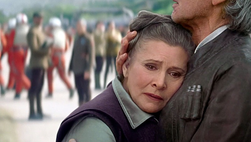 ClioMakeUp-Star-Wars-7-cast-attore-attrice-laila-leia-carrie-fisher