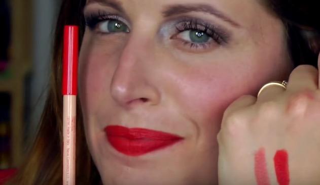 matita labbra peperoncino neve cosmetics