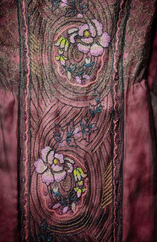ClioMakeUp-Downton-abbey-trucco-makeup-vestiti-stile-anni-20-cora-ricami