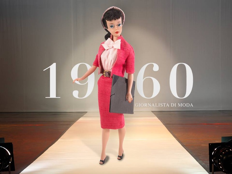 ClioMakeUp-Barbie-evoluzione-taglie-altezze-curvy-petite-tall-nuove-1961-giornalista-moda