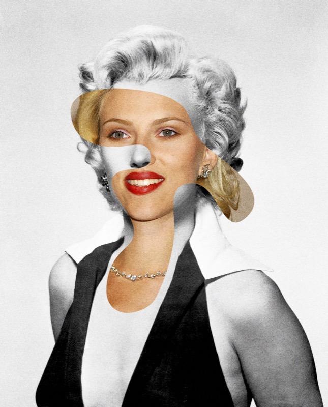 ClioMakeUp-star-sosia-passato-iconatomy-Scarlett-Johannson-Marilyn-Monroe