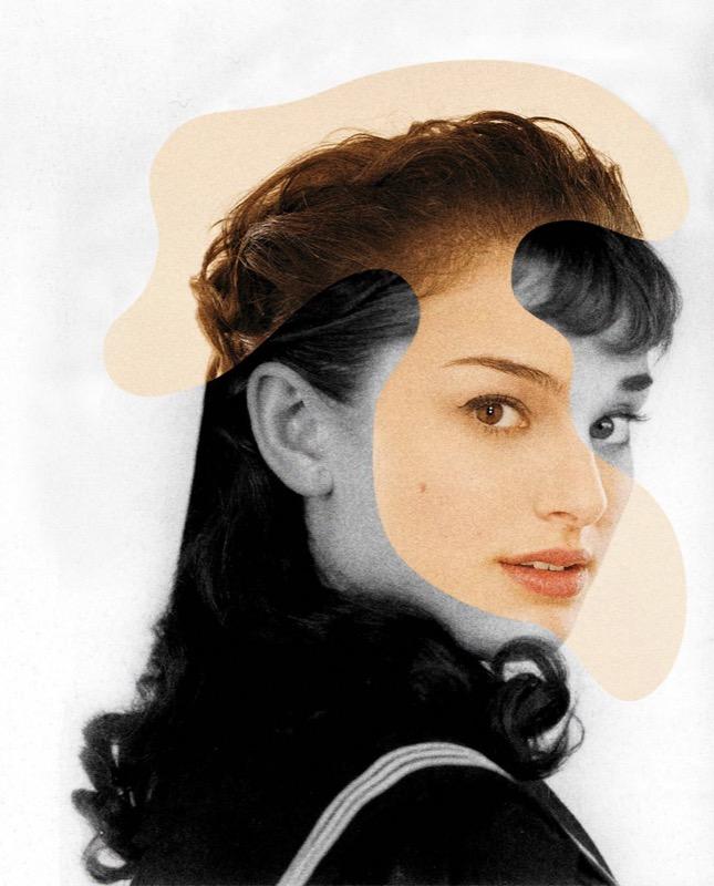 ClioMakeUp-star-sosia-passato-iconatomy-Natalie-Portman-audrey-hepburn