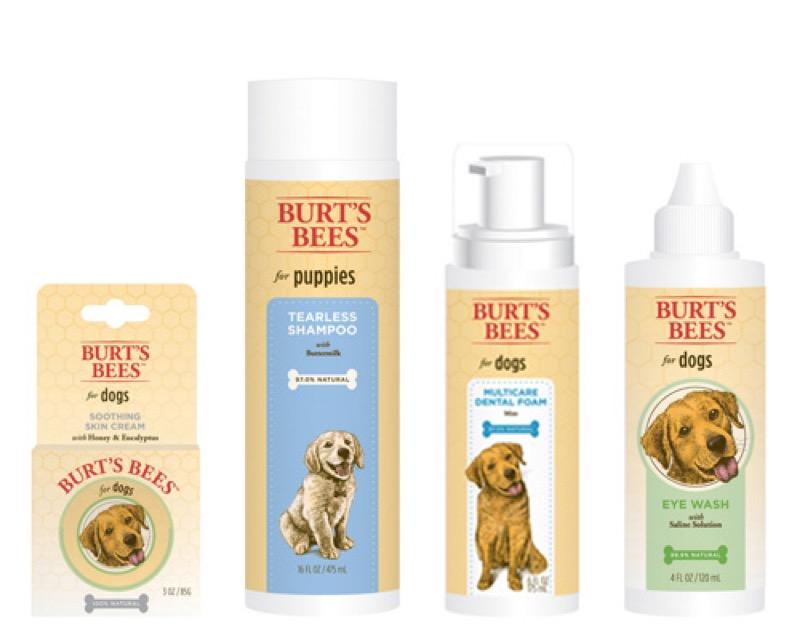 ClioMakeUp-gatti-cani-prodotti-animali-spazzola-burts-bees-natural-dog-care