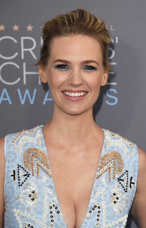 ClioMakeUp-Critics-Choice-Awards-look-beauty-trucco-make-up-vestito-January-jones
