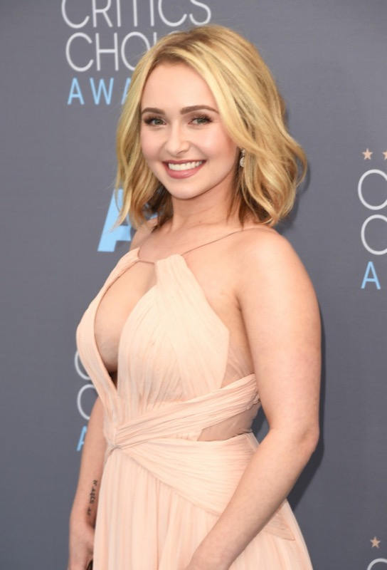 ClioMakeUp-Critics-Choice-Awards-look-beauty-trucco-make-up-vestito-hayden-panettiere-1