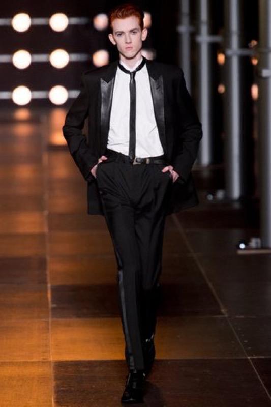 ClioMakeUp-David-Bowie-makeup-moda-duke-saint-laurent-2014