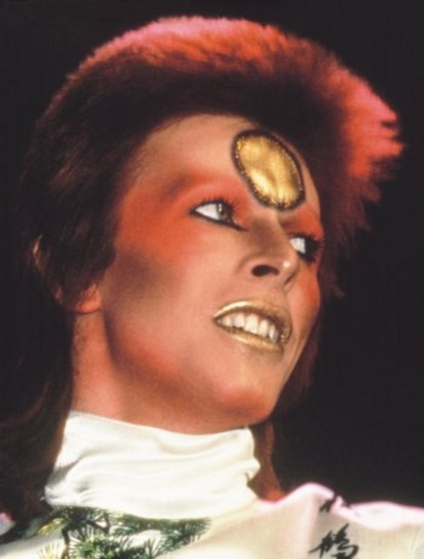 ClioMakeUp-David-Bowie-makeup-trucco-beuaty-look-dorato