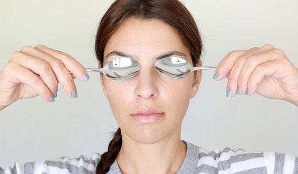ClioMakeUp-borse-occhi-gonfi-cause-rimedi-cucchiaio