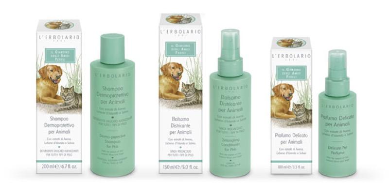 ClioMakeUp-gatti-cani-prodotti-animali-spazzola-lerbolario-amici-fedeli