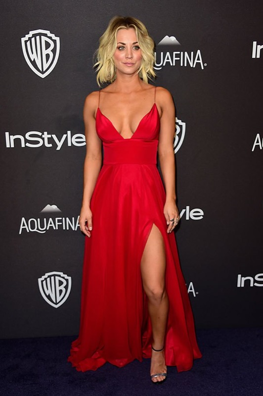 ClioMakeUp-golden-globes-after-party-2016-kaley-cuoco